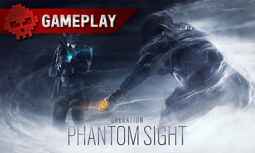 Vignette gameplay rainbow six siege operation phantom sight