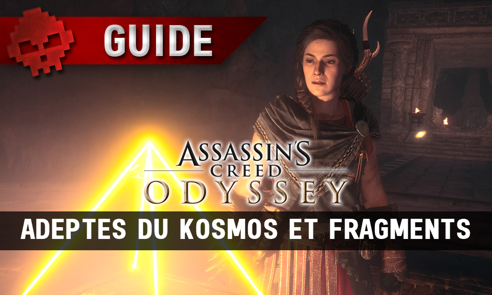 Vignette guide adeptes du kosmos assassin's creed odyssey