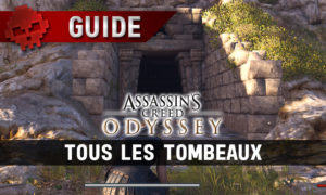 Vignette guide assassin's creed odyssey tous les tombeaux
