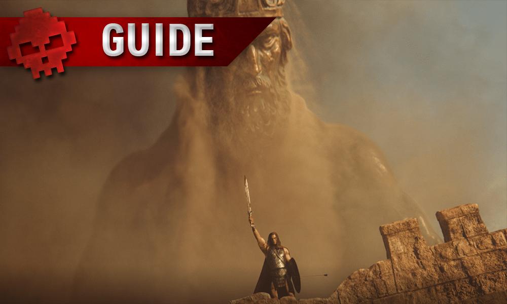 Vignette guide conan unconquered
