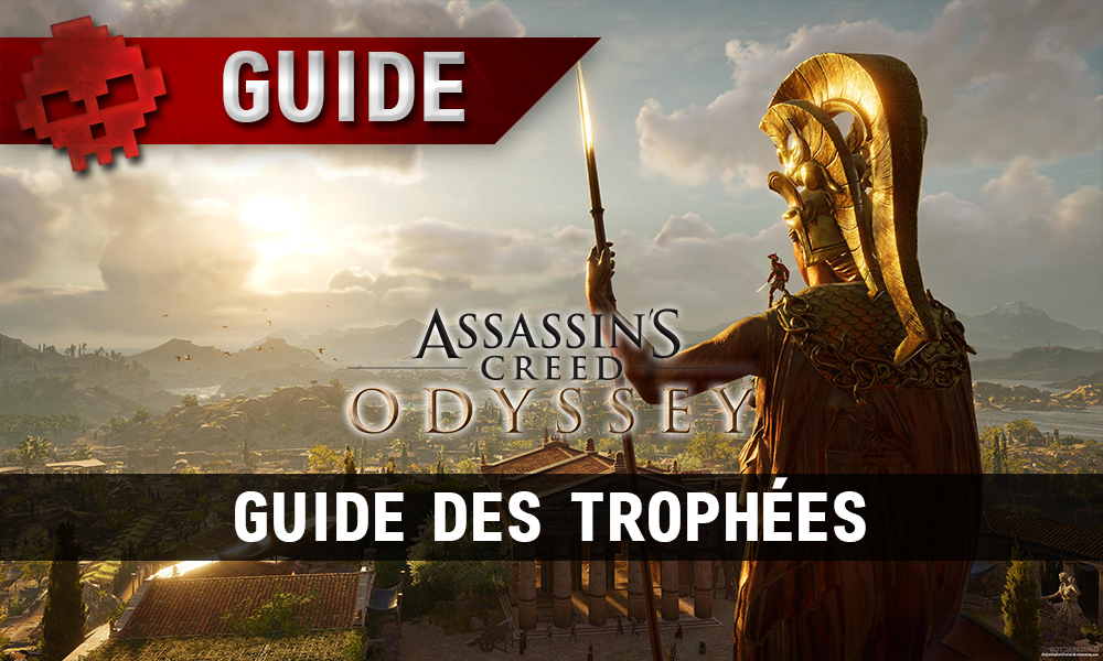 Vignette guide trophées assassin's creed odyssey
