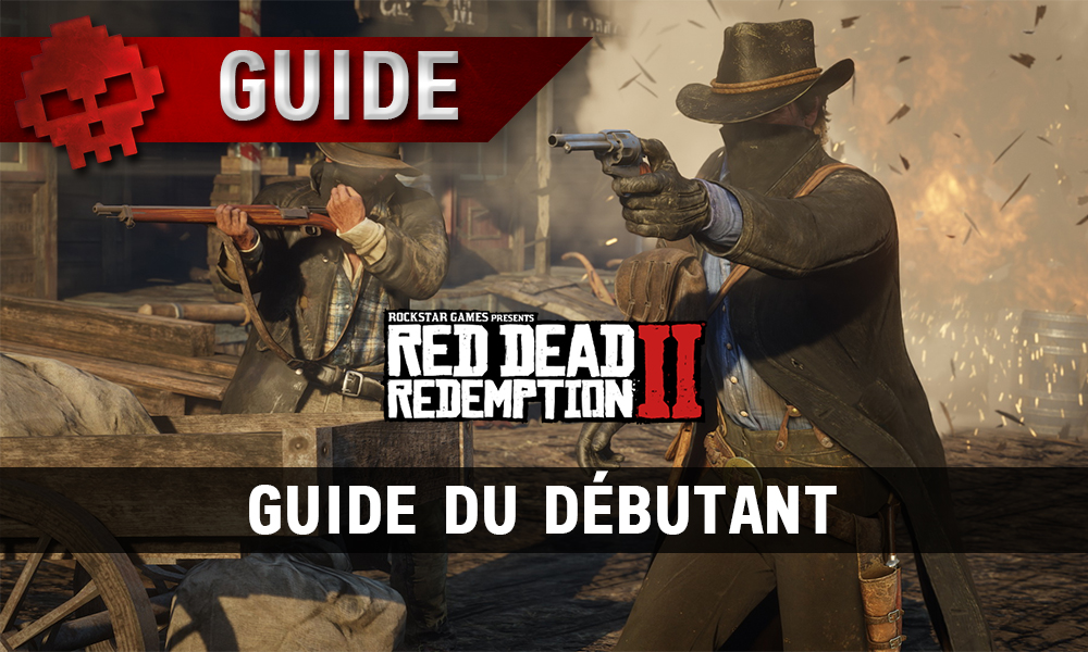 Vignette guide débutant red dead redemption 2