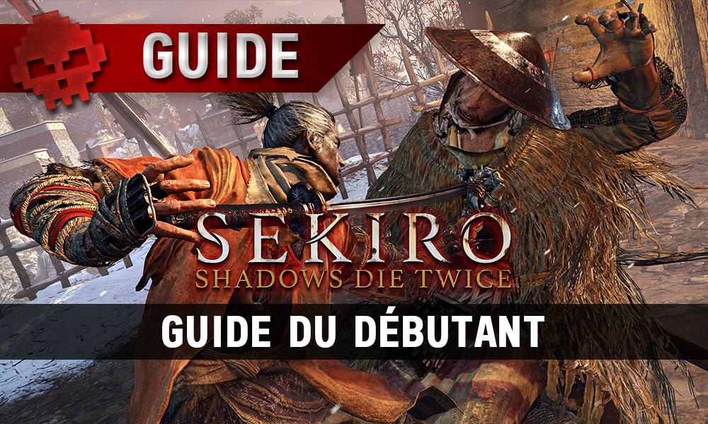 Soluce Sekiro Vignette guide du débutant sekiro