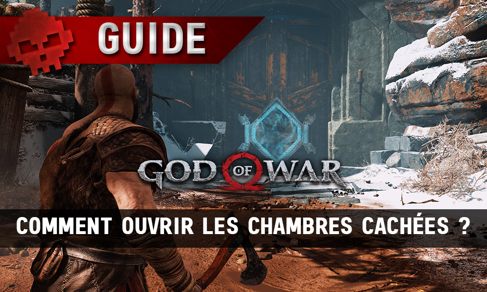 Vignette guide god of war comment ouvrir les chambres cachées