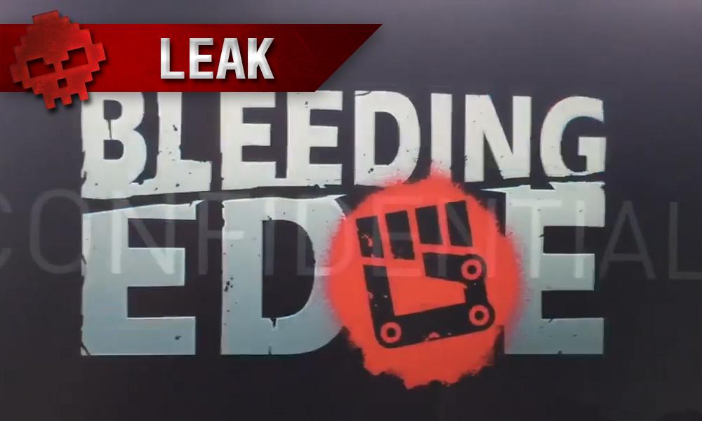 Vignette leak bleeding edge