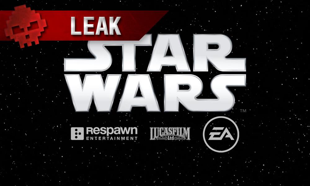 Vignette leak star wars