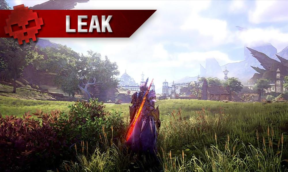 Vignette leak tales of arise