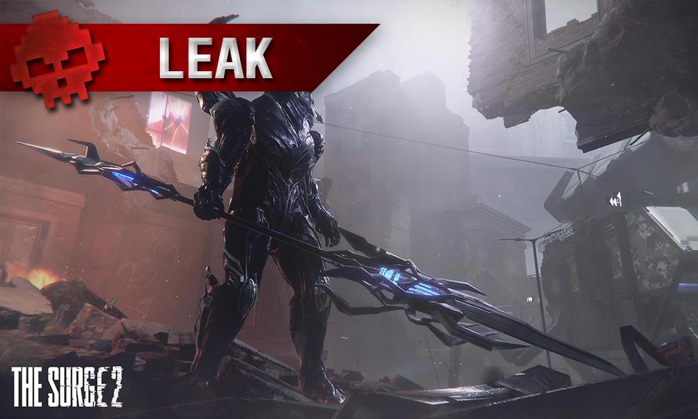 Vignette leak the surge 2
