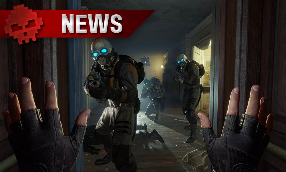 Vignette news half-life alyx