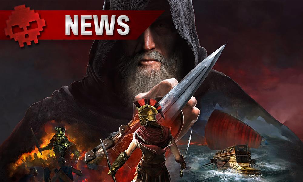 Vignette news Assassin's Creed Odyssey l'héritage de la première lame