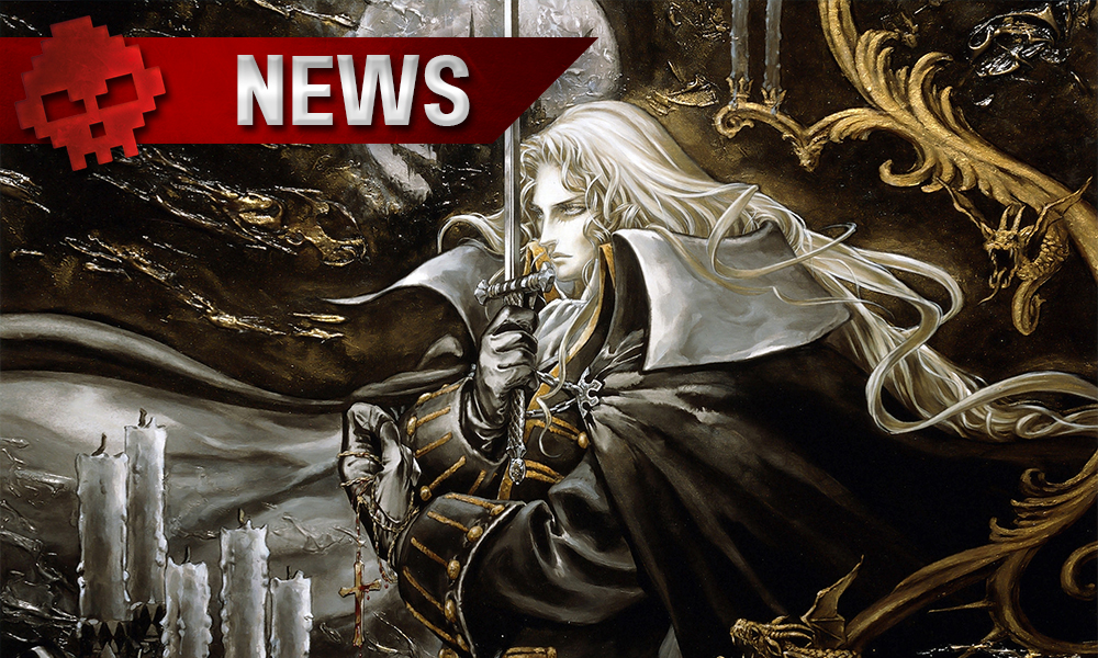 Vignette news Castlevania Symphony of the night