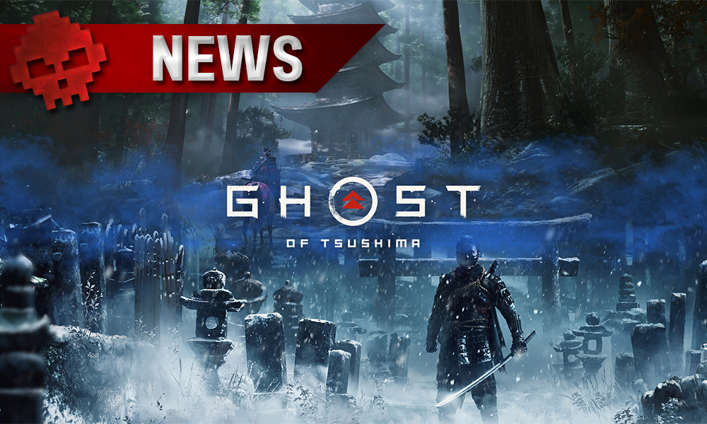 Vignette news ghost of tsushima