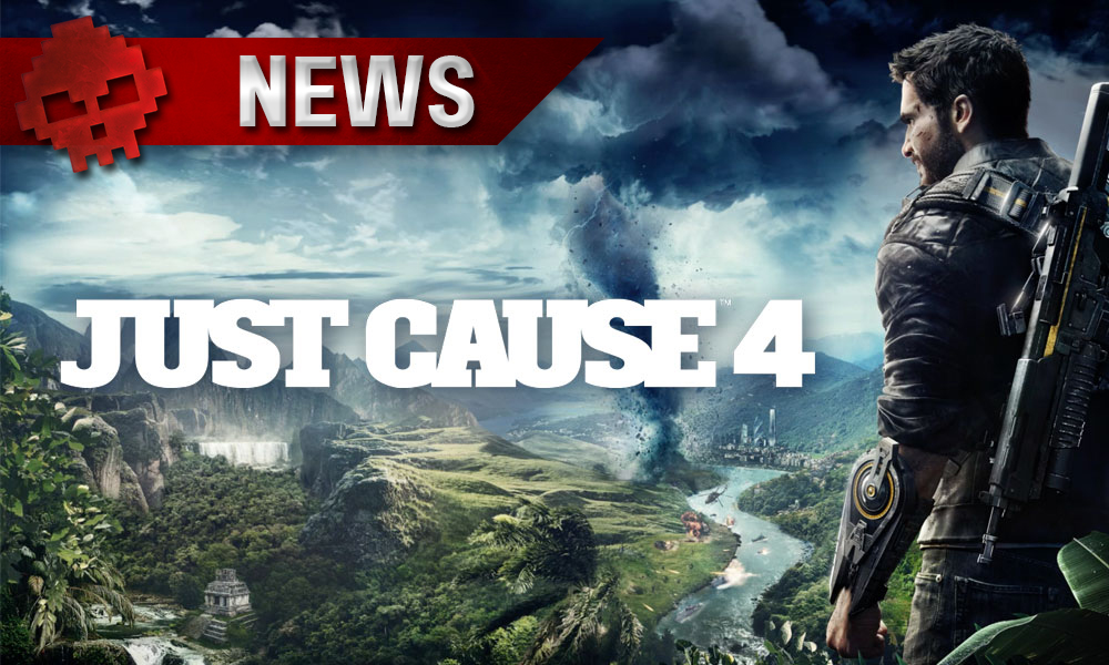 Vignette news Just Cause 4