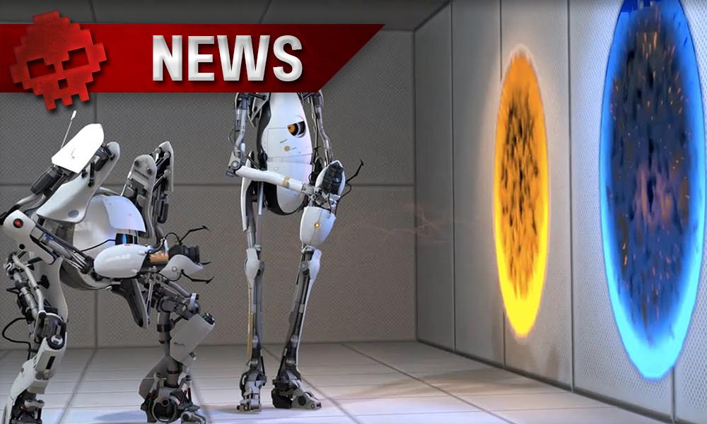 Vignette news Portal 2