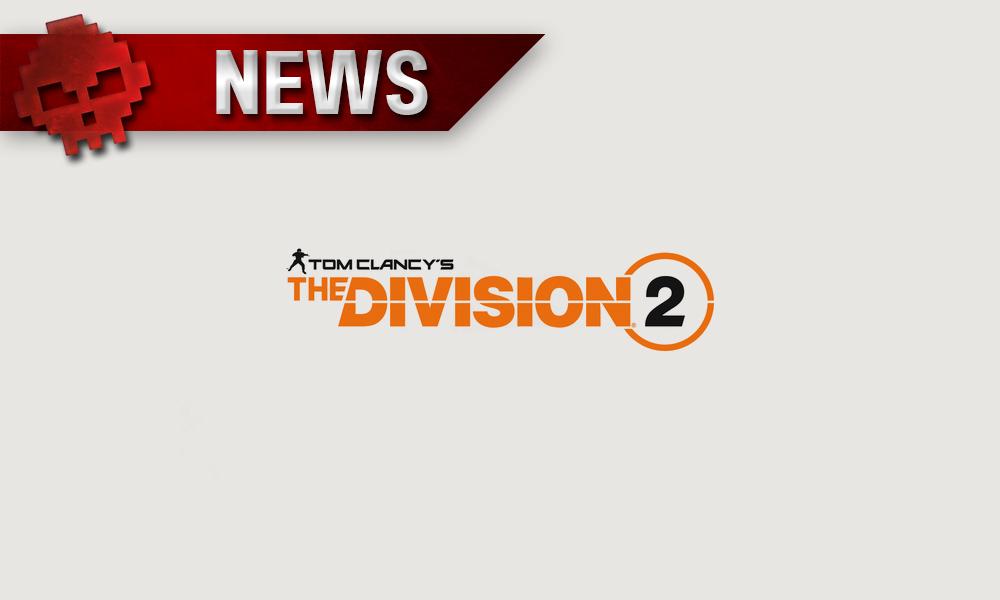 Vignette news The Division 2
