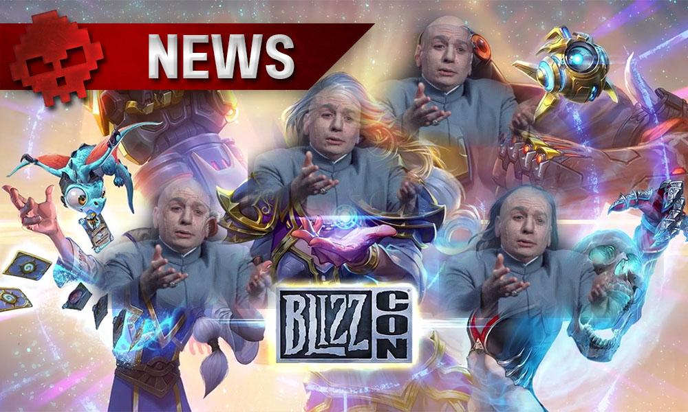 Vignette news blizzcon