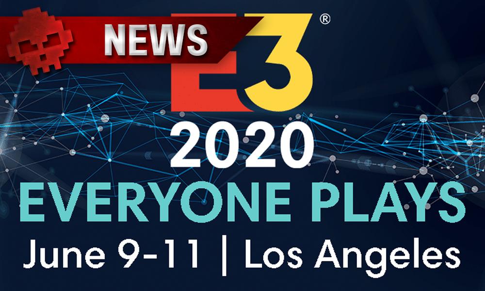 Vignette news e3 2020
