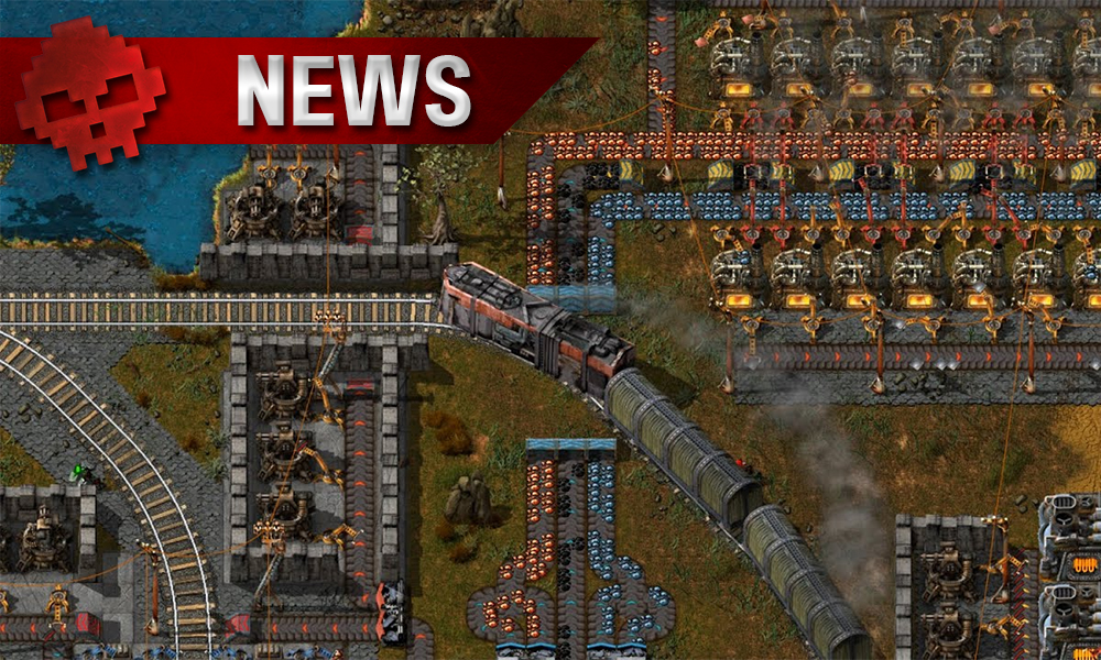 Vignette news factorio
