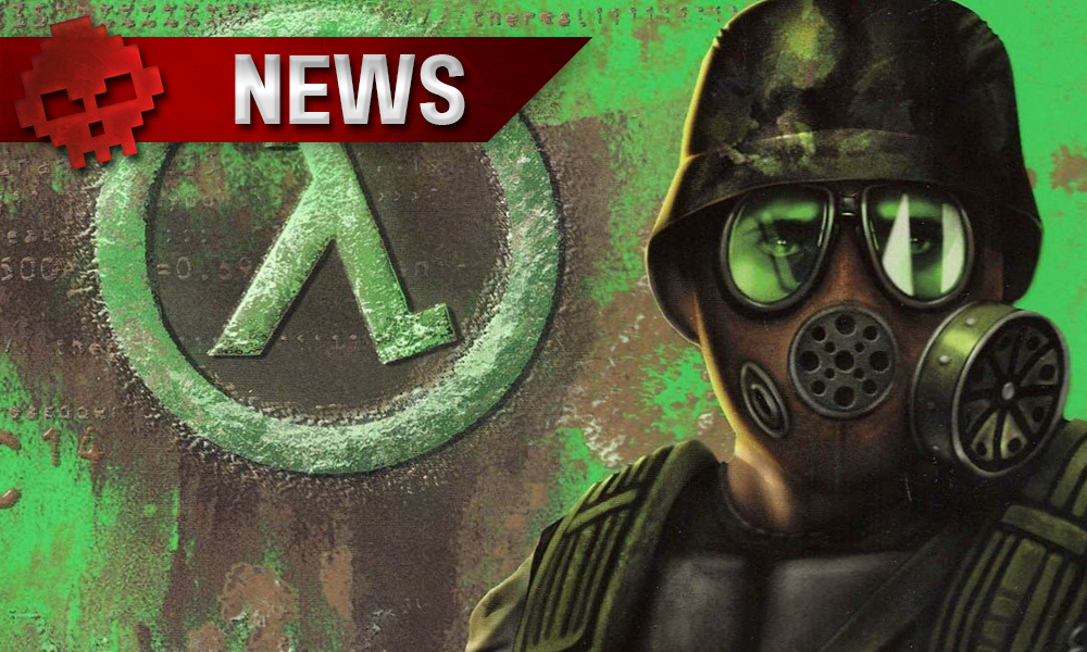 Vignette news half-life opposing force