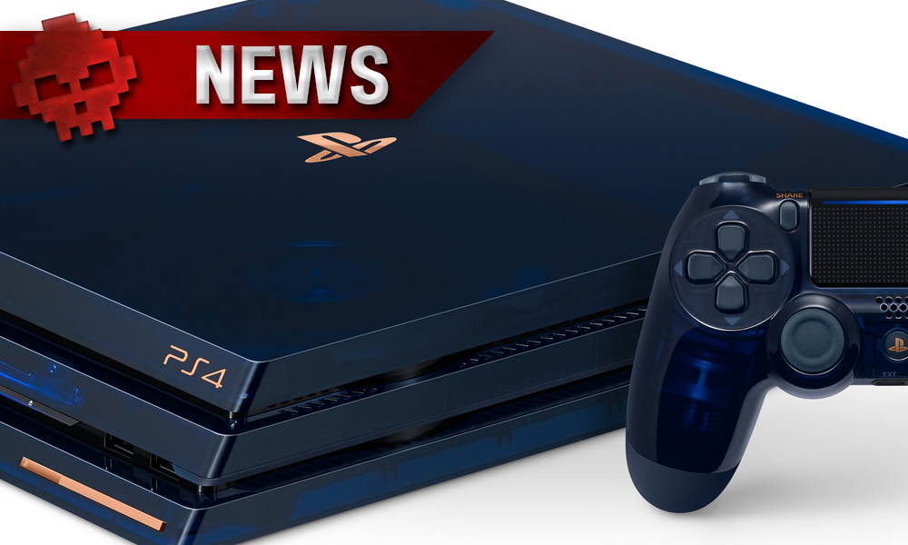 Vignette news ps4 pro collector