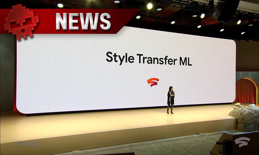 Vignette news style transfer ML