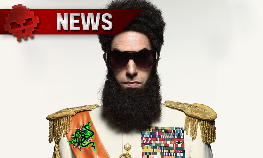 Vignette news the dictator razer