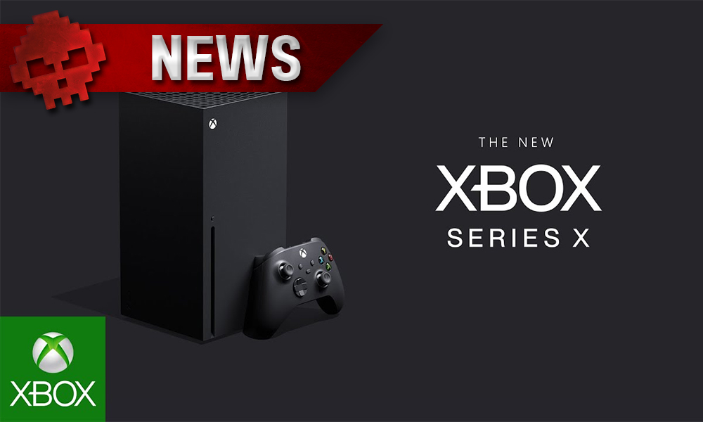 Vignette news xbox series x