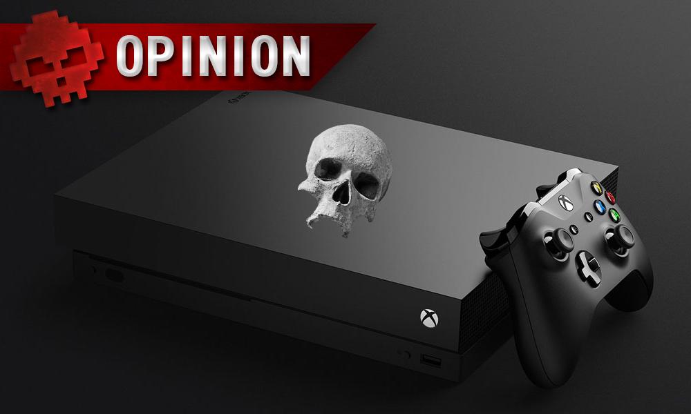 Vignette opinion xbox