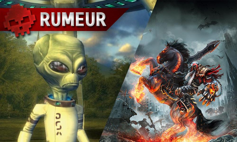 Vignette rumeur destroy all humans darksiders
