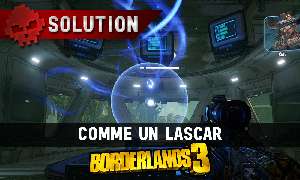 Vignette soluce borderlands 3 comme un lascar