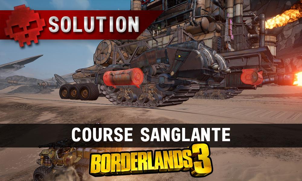 Vignette soluce borderlands 3 course sanglante