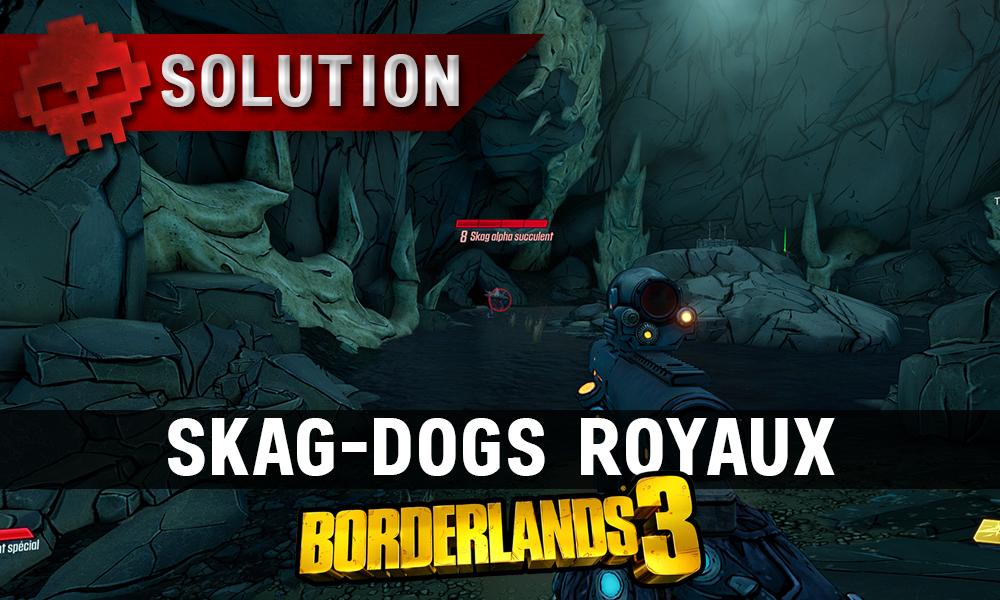 Vignette soluce borderlands 3 - skag-dogs royaux