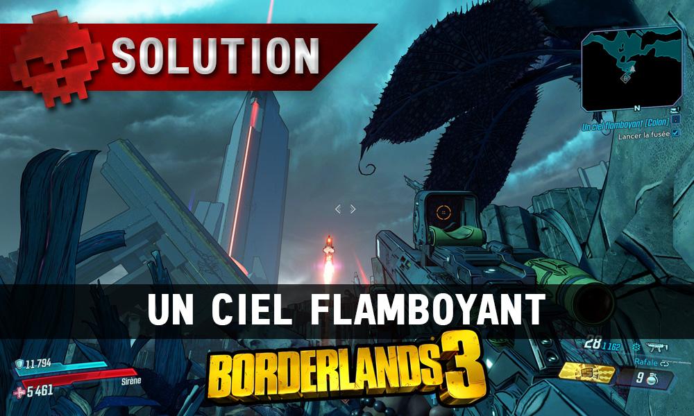 Vignette soluce borderlands 3 un ciel flamboyant