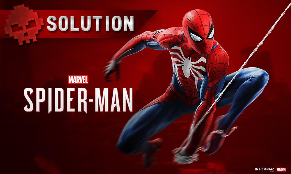 Vignette soluce spider-man