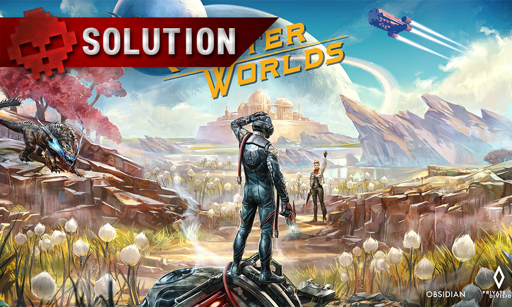 Vignette soluce the outer worlds