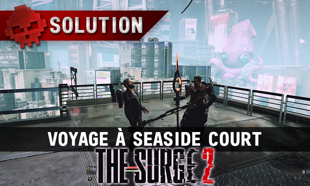 Vignette soluce the surge 2 voyage à seaside court