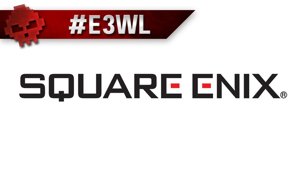 Vignette square enix e3wl