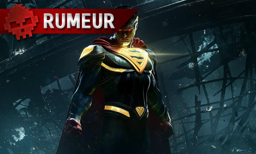Vignette superman rumeur