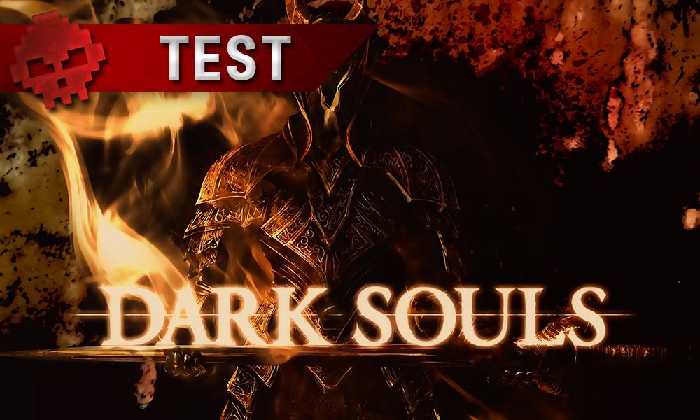 Vignette test Dark Souls
