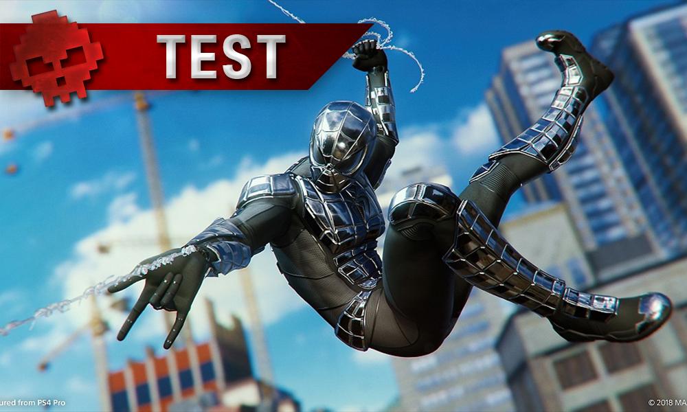 Vignette test Spider-Man La guerre des gangs