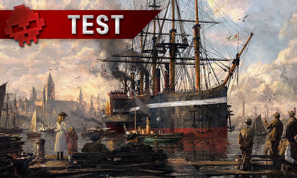 Vignette test Anno 1800