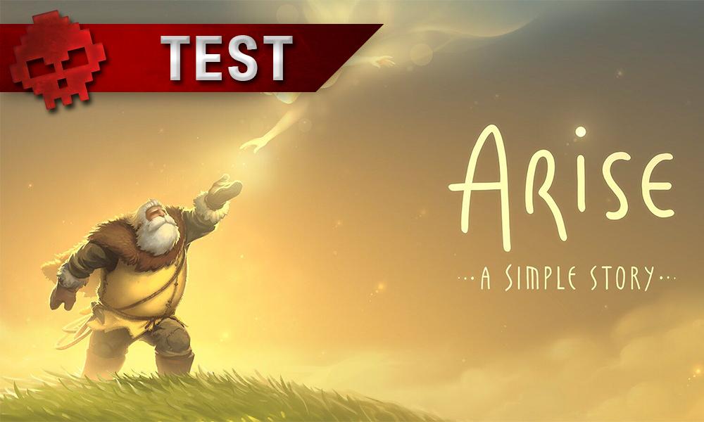 Vignette test arise a simple story