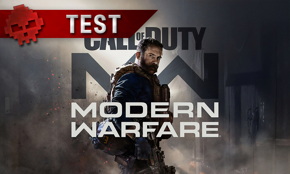 Vignette test call of duty modern warfare