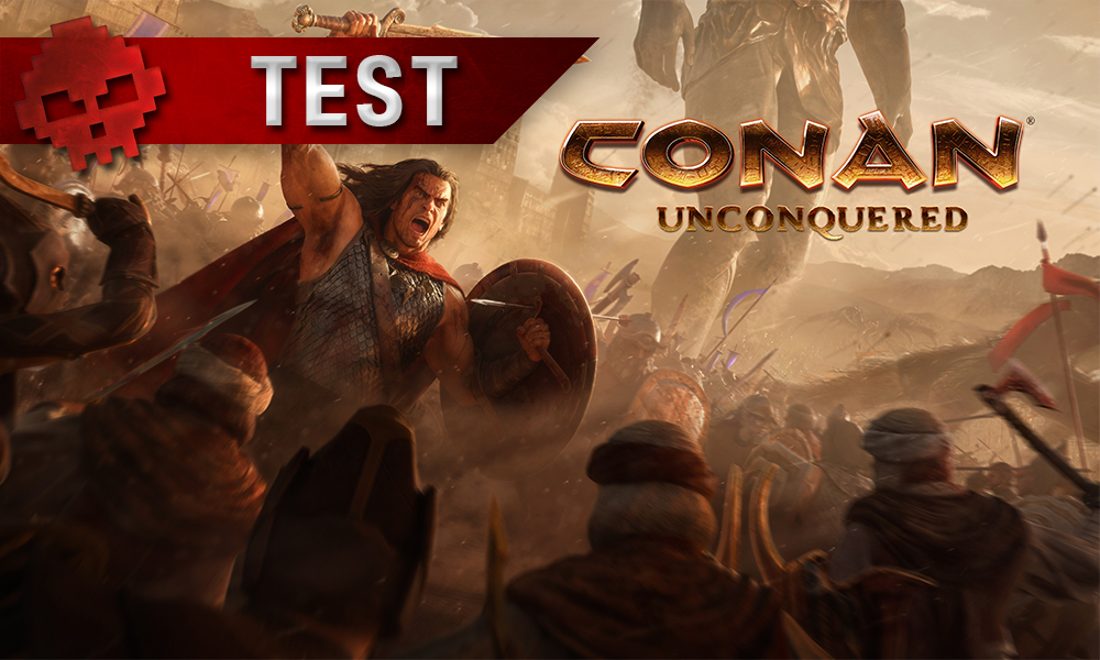 Vignette test conan unconquered