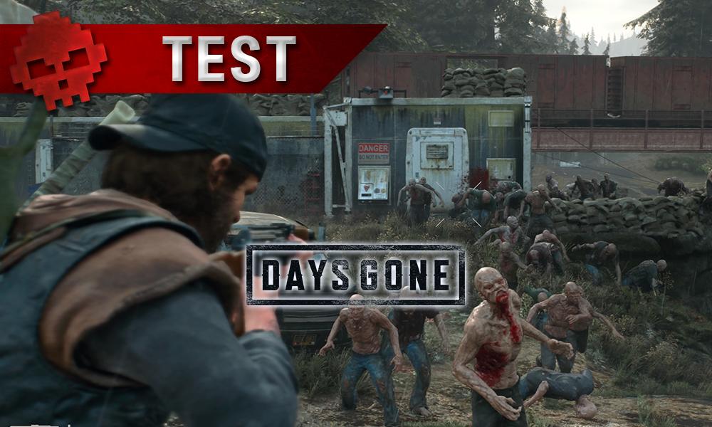 Vignette test days gone