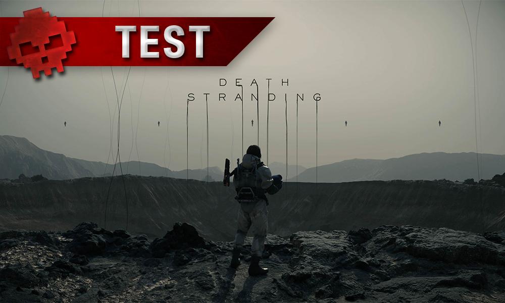 Vignette test death stranding