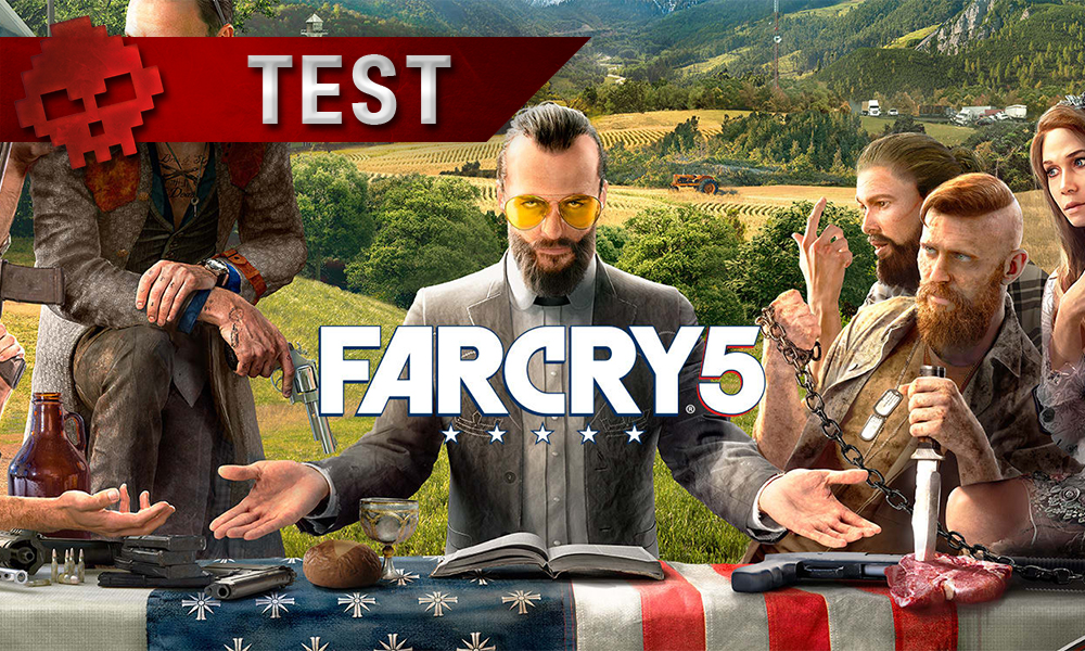 Vignette test far cry 5