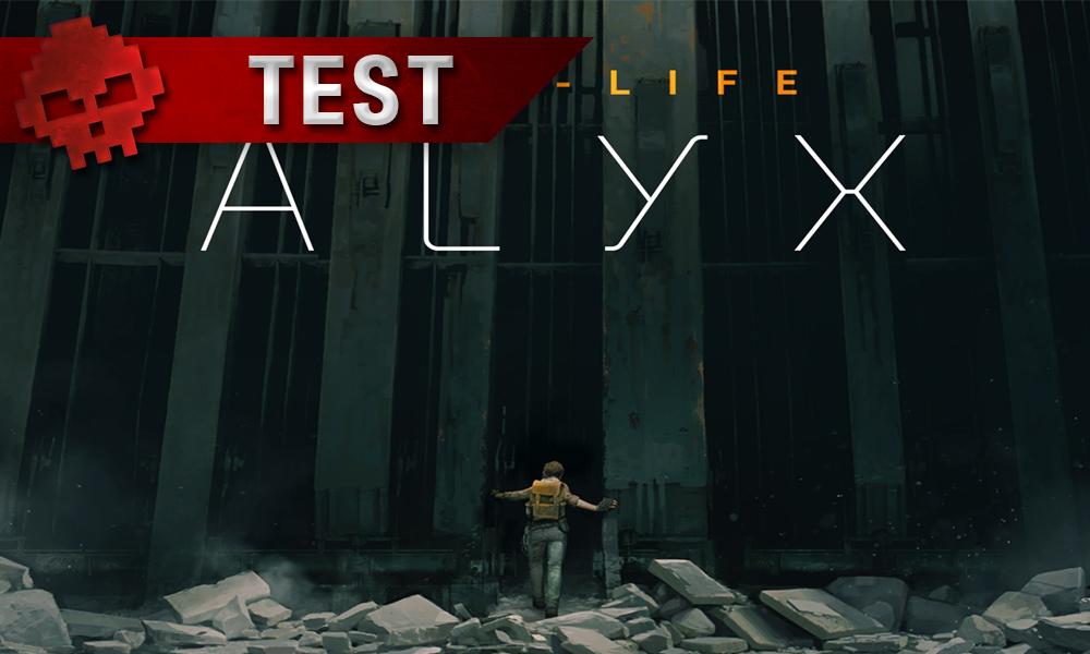 Vignette test half-life alyx