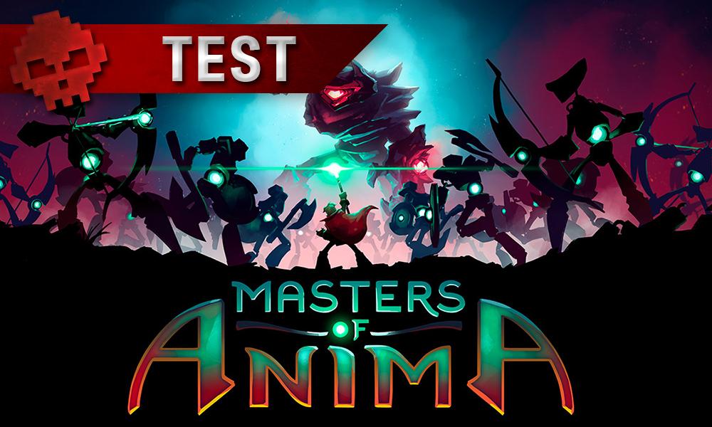 Vignette test masters of anima