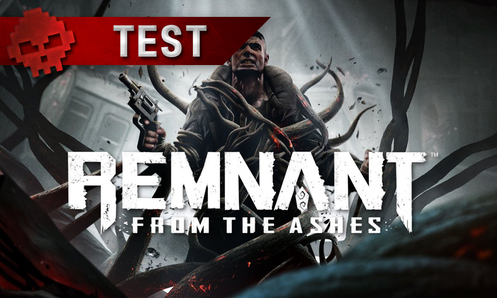 test remnant from the ashes